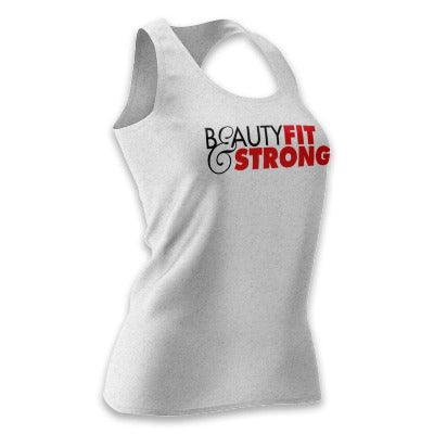 'BeautyFit & Strong' Women's Tank Top
