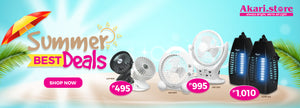 Akari Summer Best Deals
