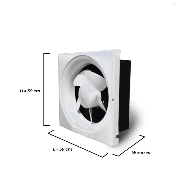 "AEF-10W  Wall Exhaust Fan 10"", 30W"