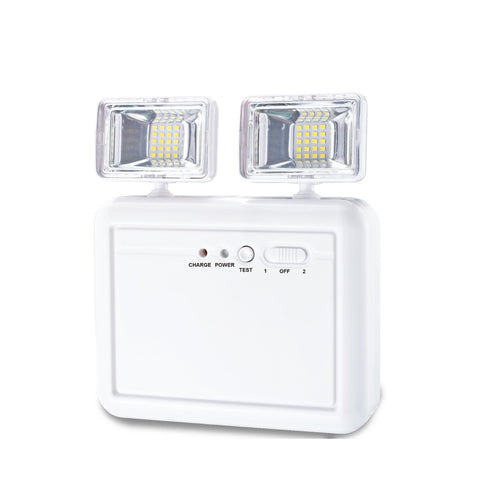 AELG-L412 LED Heavy Duty Emergency Light 2 x 4watts