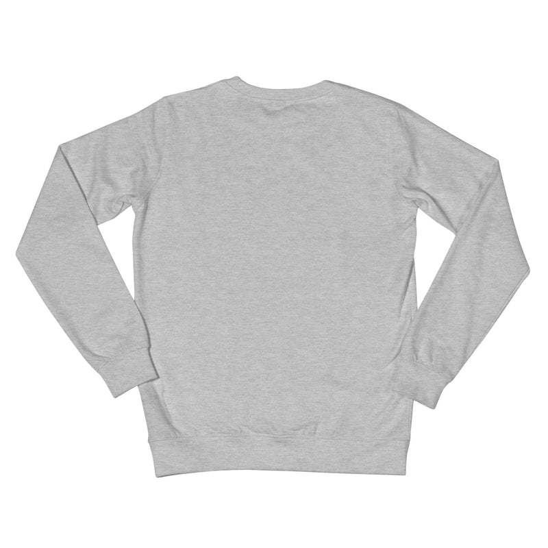 ROUTE 66® R US 66 White Crew Neck Sweatshirt