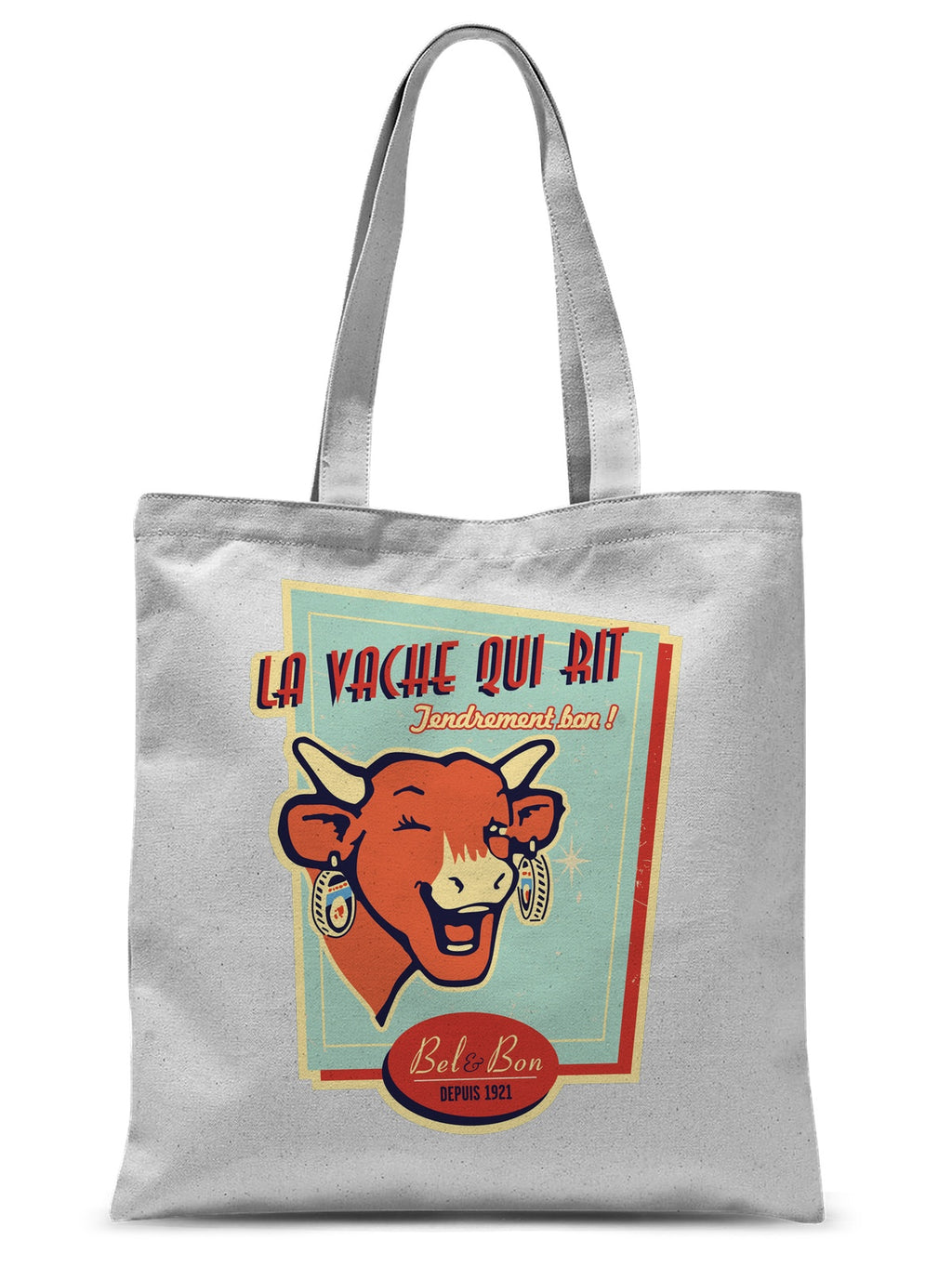 TLC Vintage Friendly Sublimation Tote Bag