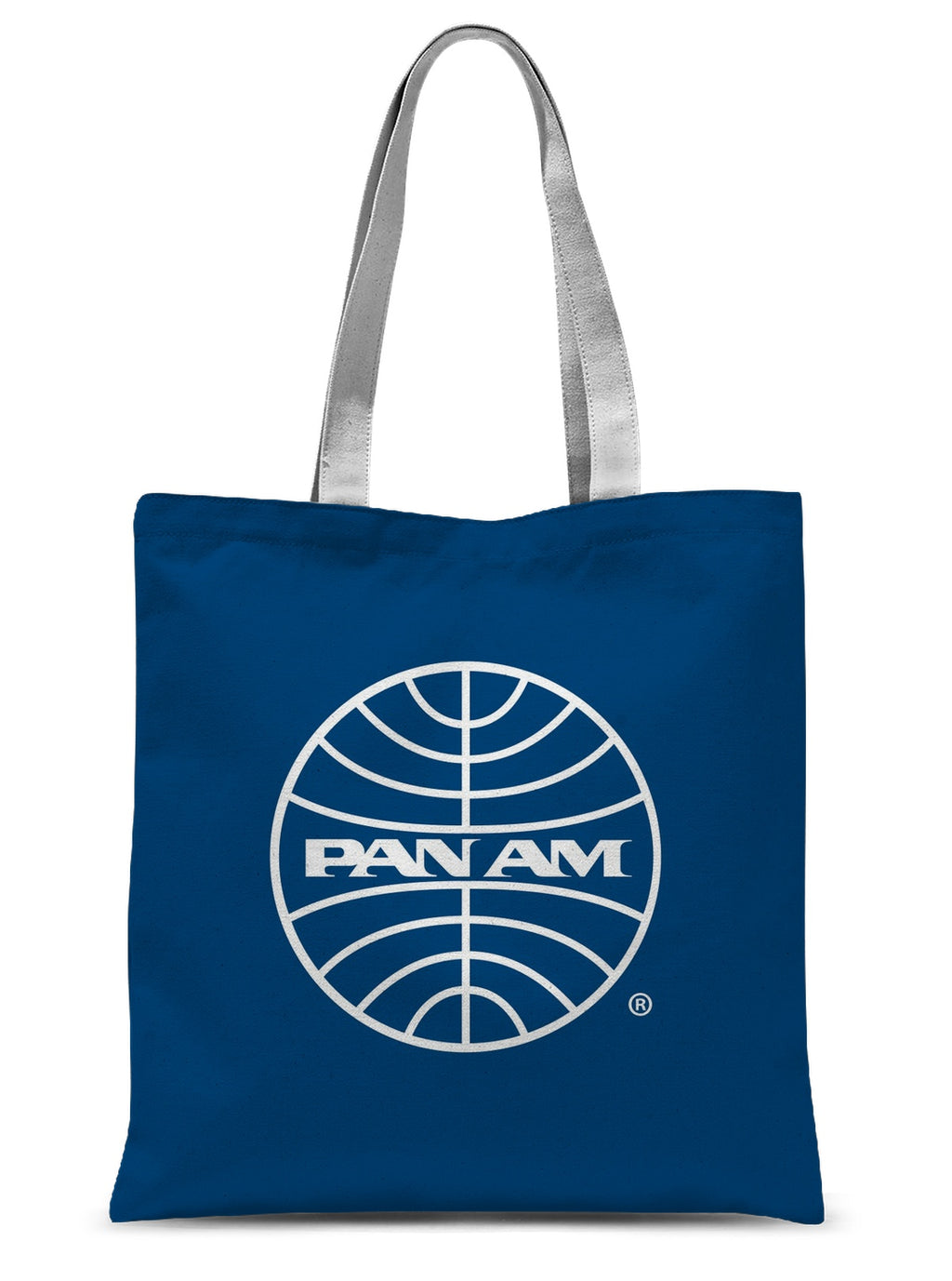Pan Am® Globe Mid 1950s-1960s Sublimation Tote Bag