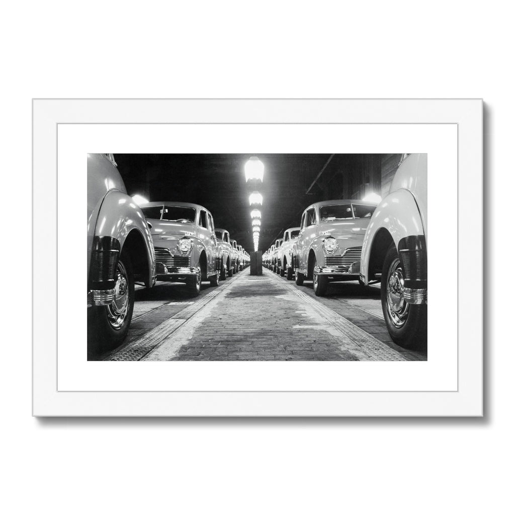 Studebaker® Factory Framed & Mounted Print
