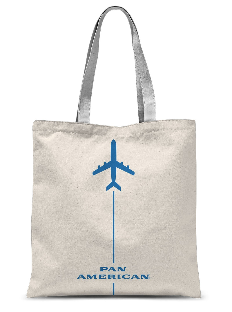 Pan Am® Jet Sublimation Tote Bag