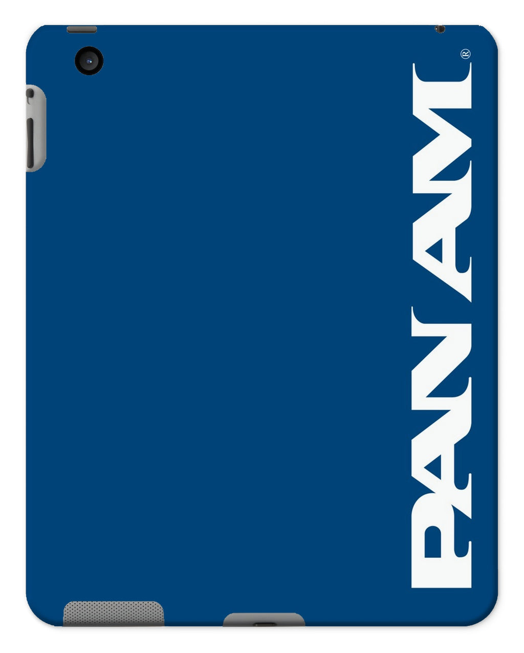 Pan Am® Stylized Wordmark Mid 1950s-1960s Tablet Cases