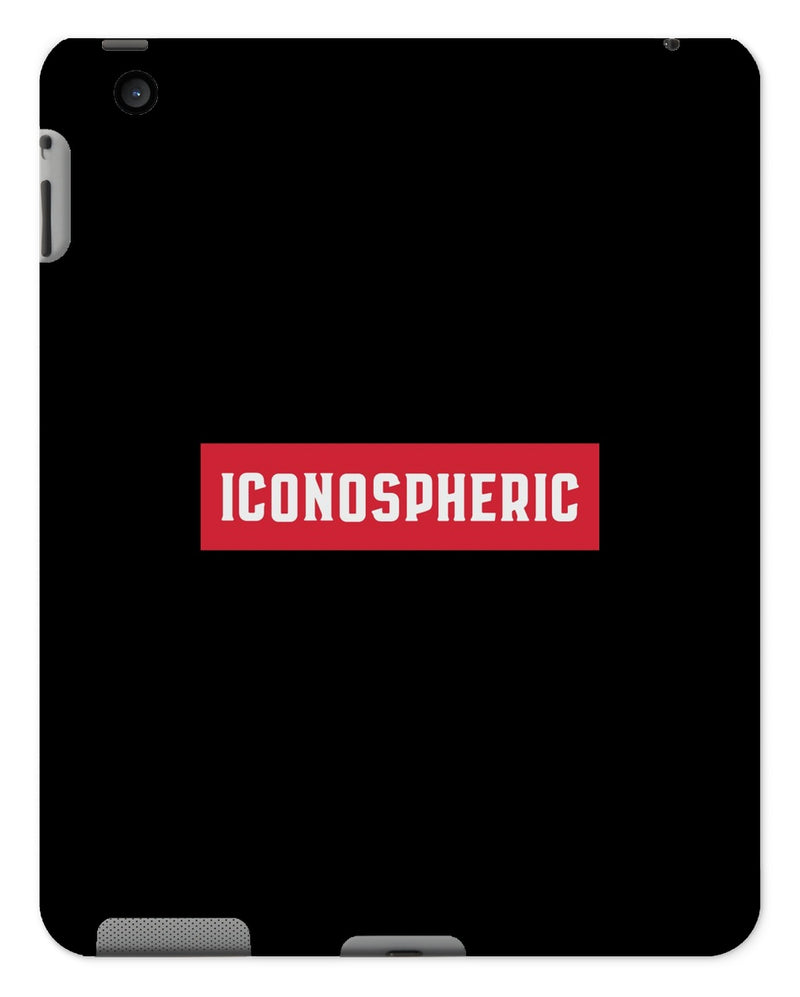 Iconospheric Logo Tablet Cases