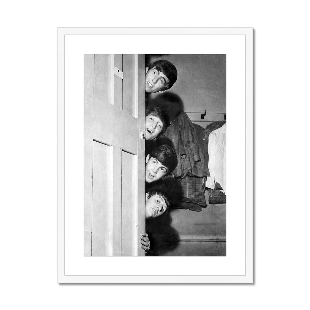 The Beatles Framed & Mounted Print