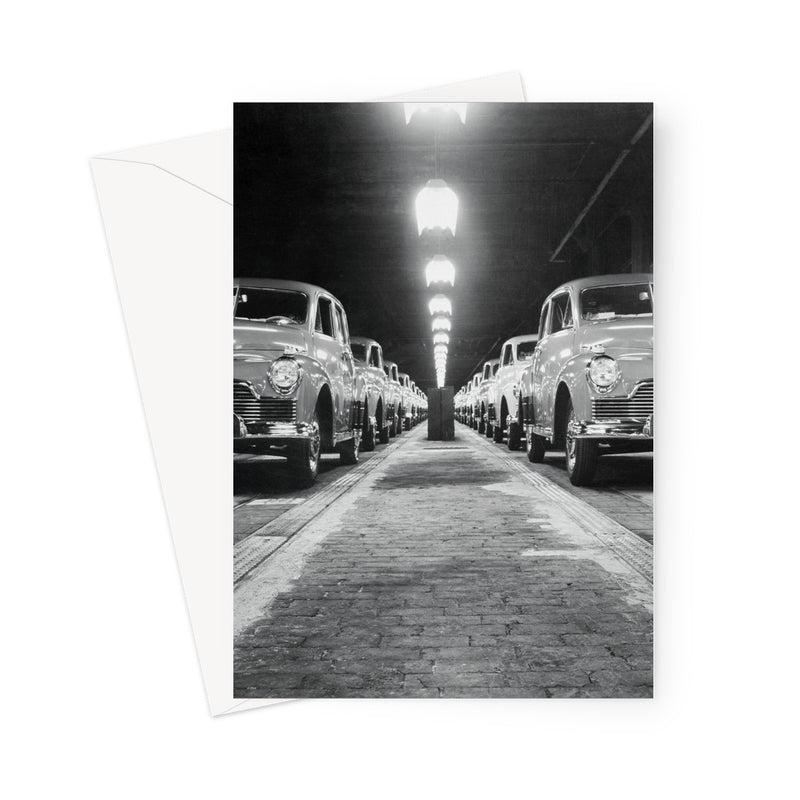 Studebaker® Factory Greeting Card