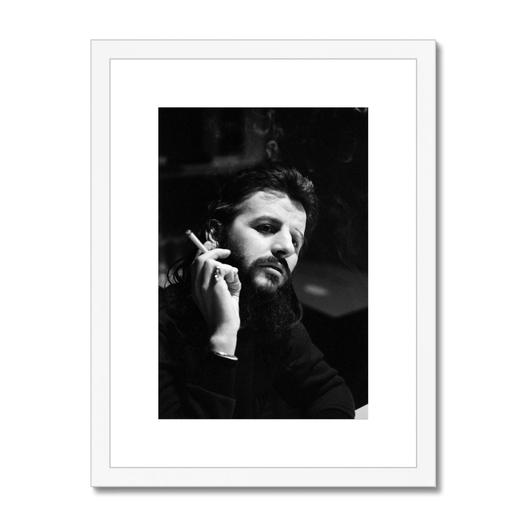 Ringo Starr Framed & Mounted Print