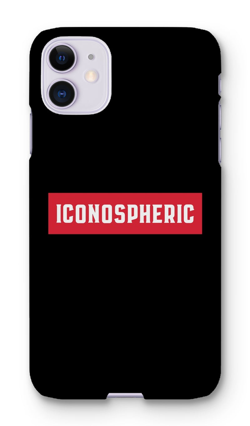 Iconospheric Logo Phone Case