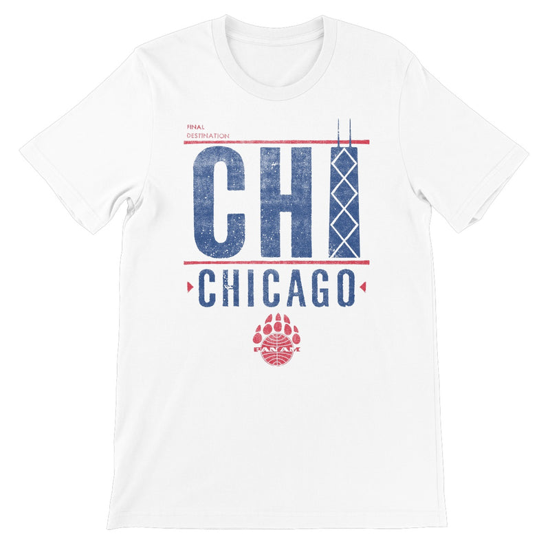 Pan Am® CHI Unisex Short Sleeve T-Shirt