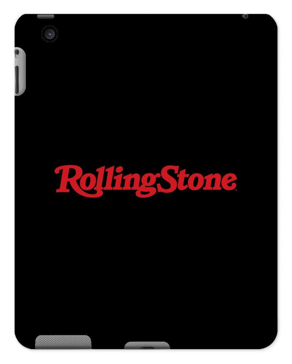 Rolling Stone Logo Tablet Cases