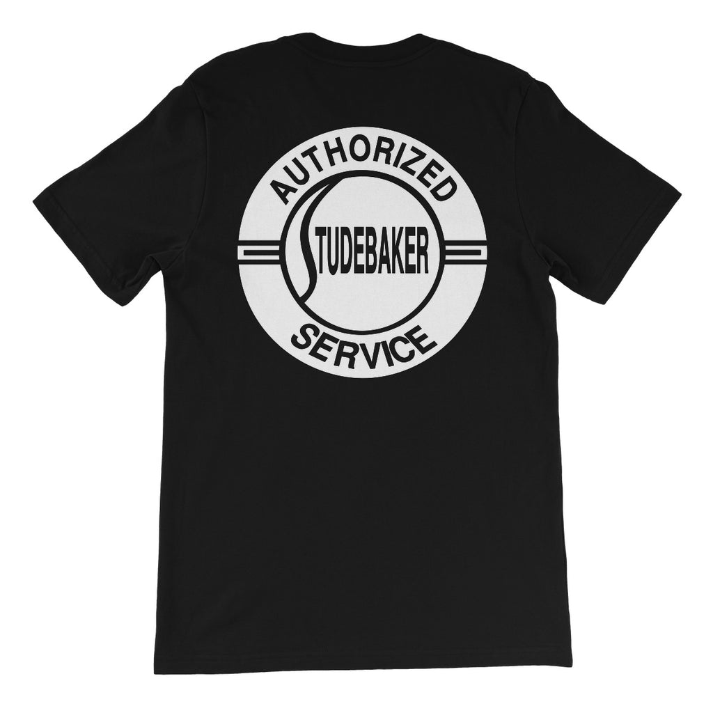 Studebaker® Shield Unisex Short Sleeve T-Shirt