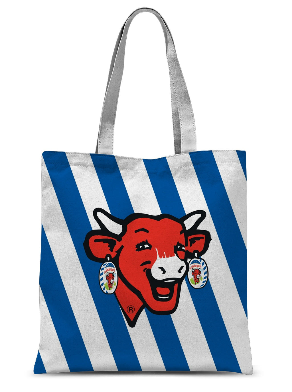 TLC Zebra Sublimation Tote Bag