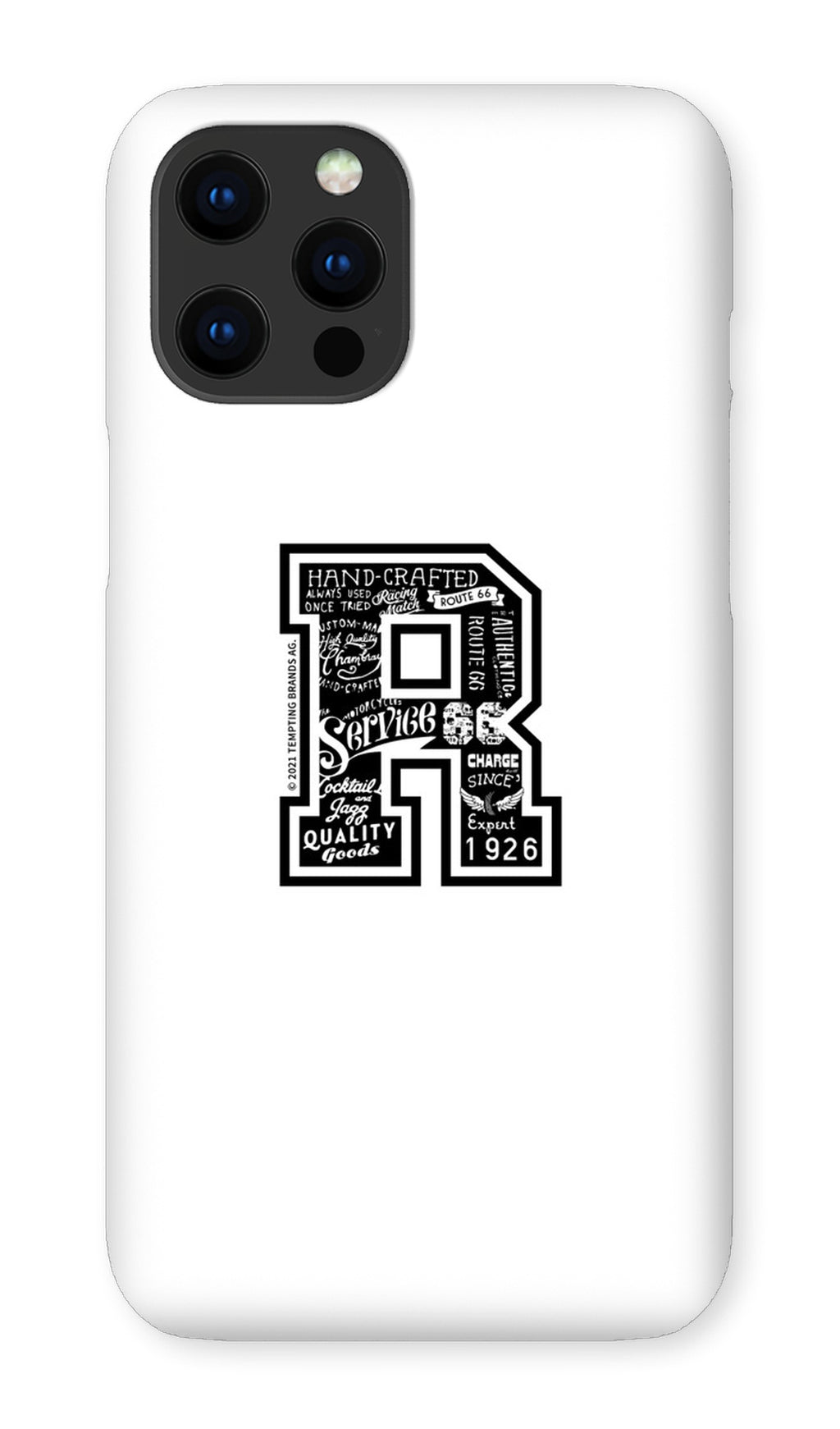ROUTE 66® R Phone Case