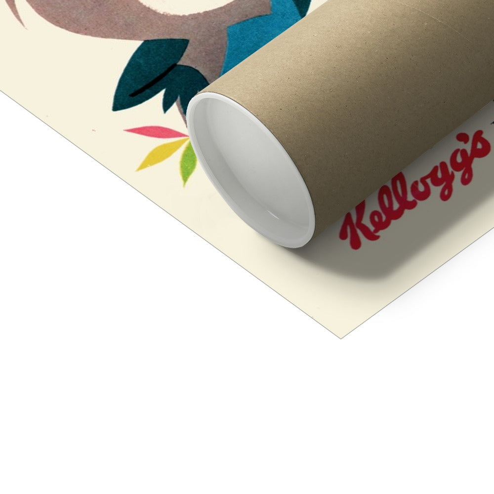 Kellogg's™ Fruit Loops Retro Box Fine Art Print