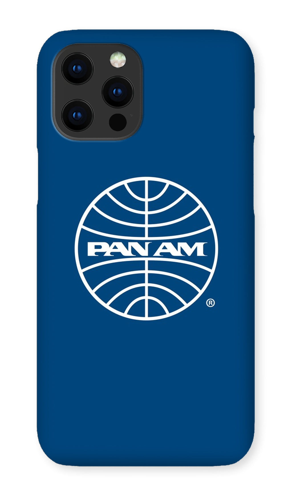 Pan Am® Globe Mid 1950s-1960s Phone Case