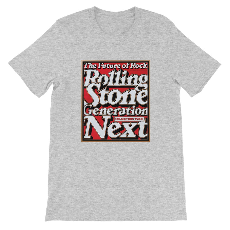 Rolling Stone 1994 Future of Rock Cover Unisex Short Sleeve T-Shirt