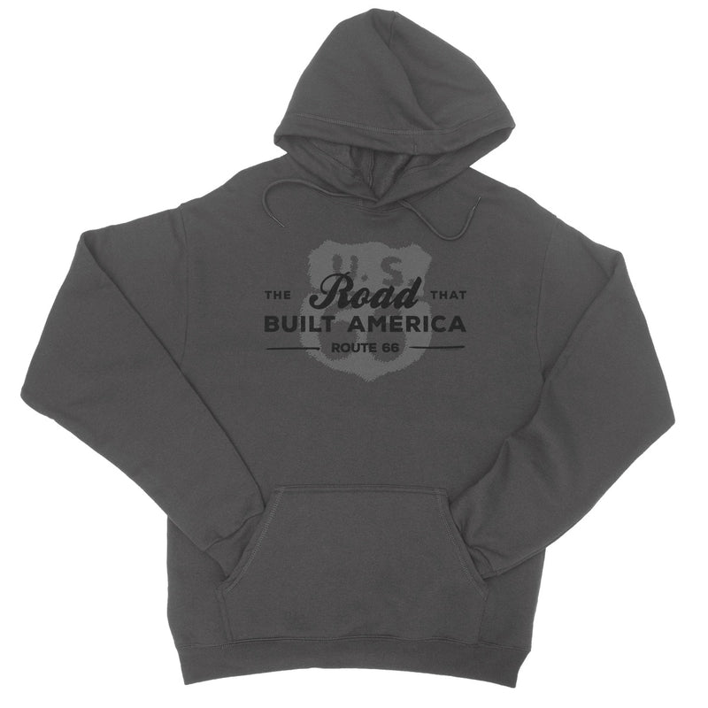 ROUTE 66® Road That America Built College Hoodie