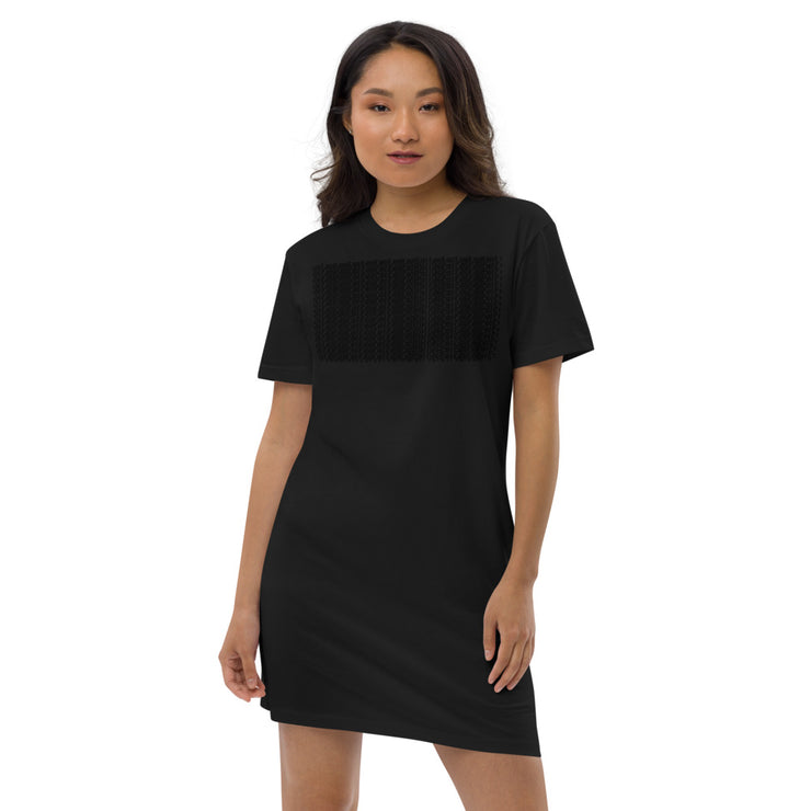 FOREVER DISTANT - Organic cotton t-shirt dress