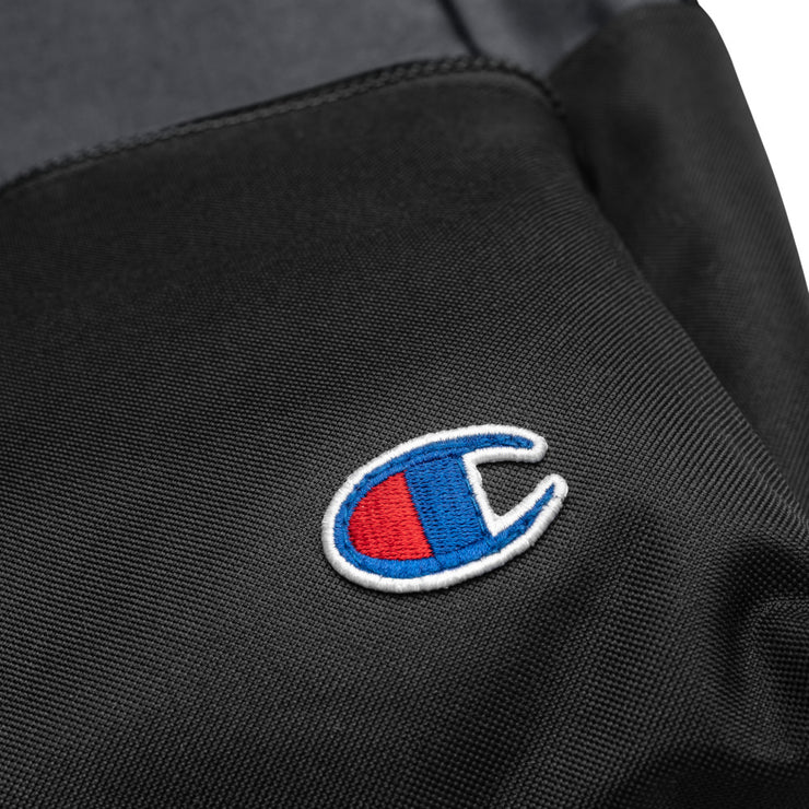 STAY DISTANT - Embroidered Champion Backpack