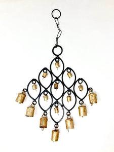Oval Windchime