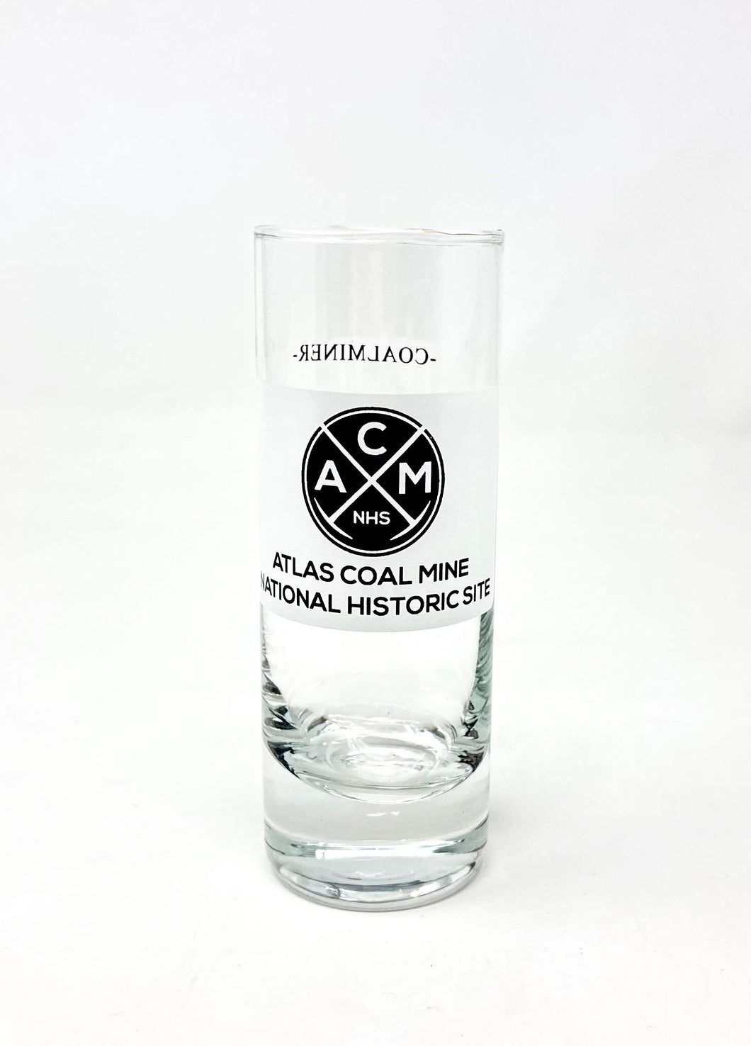 Atlas Shot Glass
