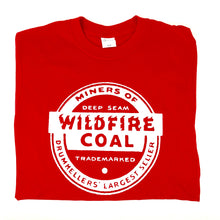 Load image into Gallery viewer, Wildfire Coal Unisex T-Shirt