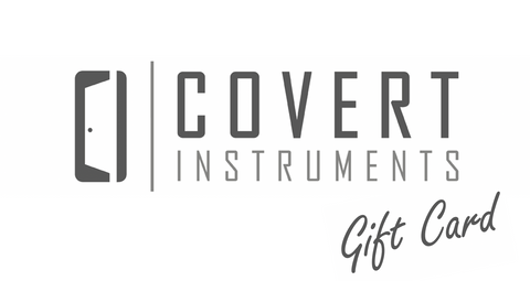 Covert Instruments Gift Card