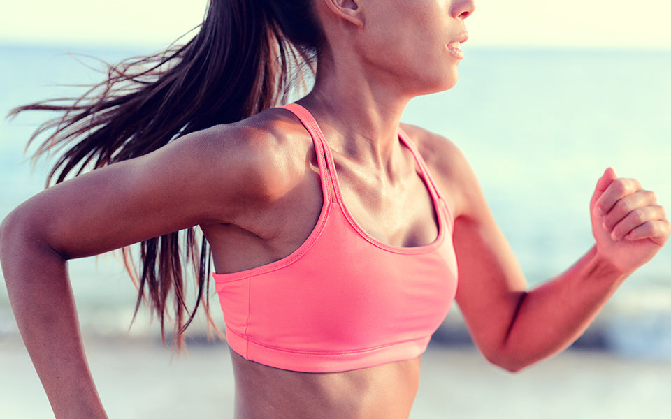 9 Signs You're Wearing the Wrong Sports Bra