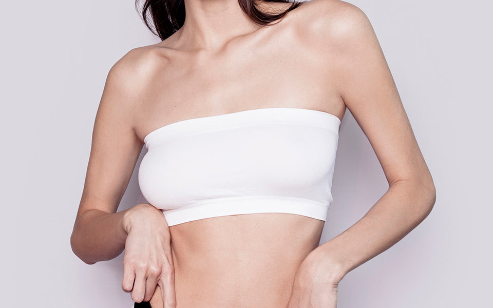Everything You Need to Know About Strapless Bras & How to Buy A Strapless Bra