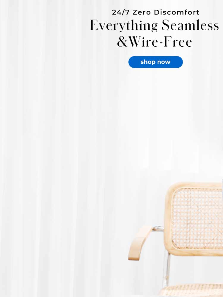 Everything Seamless & Wire-Free