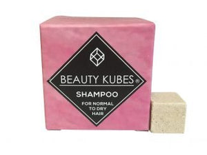 Beauty Kubes Shampoo for Normal to Dry Hair
