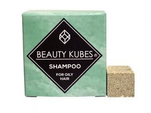 Beauty Kubes Shampoo for Oily Hair Travel Sample Size