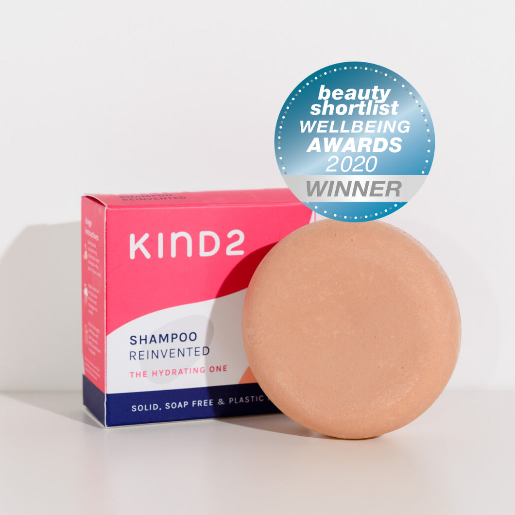 Kind2 Solid Shampoo Bar - The Hydrating One