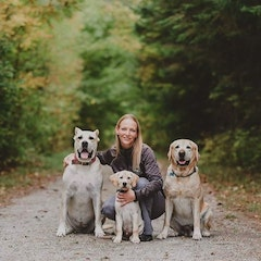 Julie Speyer, Owner & Head Behaviour Consultant Canine Foundations, Barrie, ON, Canada