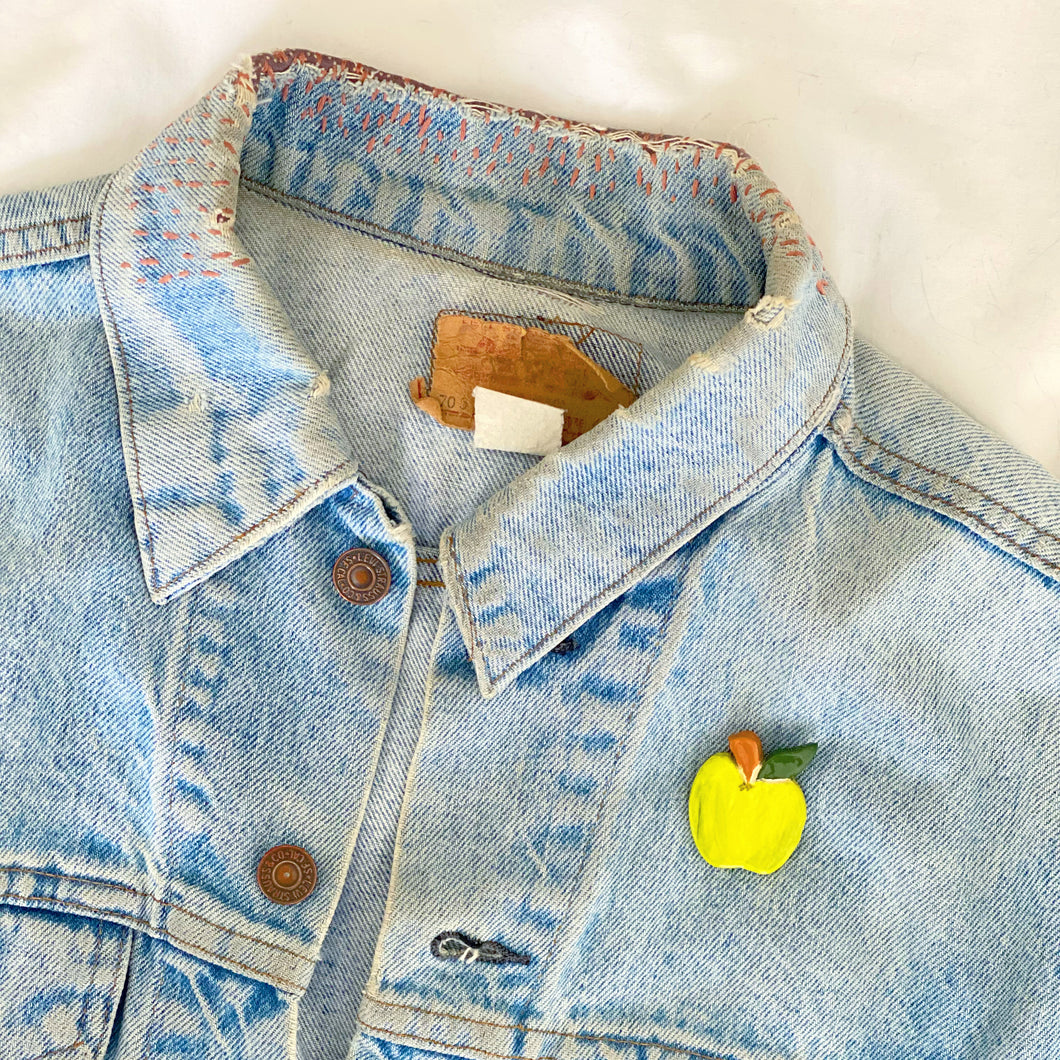 Limited Edition Apple Pin