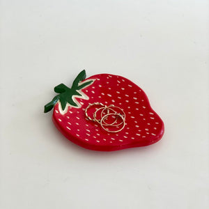 Strawberry Dish