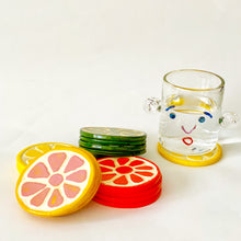 Load image into Gallery viewer, Citrus Fruit Coaster Mix