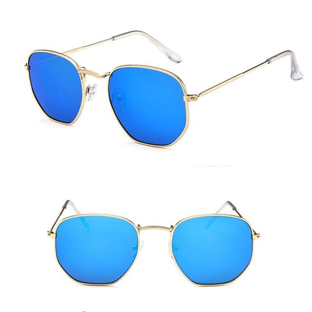LeonLion 2019 Metal Classic Vintage Women Sunglasses Luxury Brand Design Glasses Female Driving Eyewear Oculos De Sol Masculino