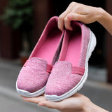 Women Flats Loafers Shoes Woman Comfortable Casual Ladies Shoes Sneakers Women Slip-on Ballerina Flats Shoes Zapatillas Mujer