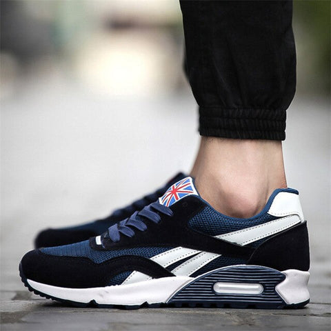 Training Shoes Men Sneakers Lightweight Comfort Man Casual Shoes Chunky Sneakers Breathable Footwear Tenis Masculino