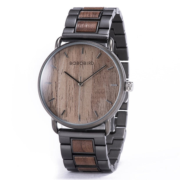 Bobo Bird Handmade Wooden Watch