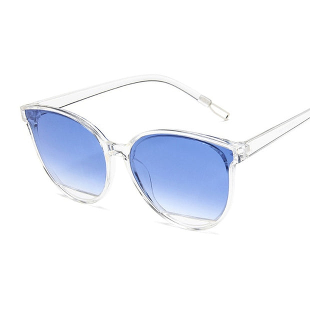New Arrival 2020 Fashion Sunglasses Women Vintage Metal Mirror Classic Vintage Sun Glasses Female Oculos De Sol Feminino UV400