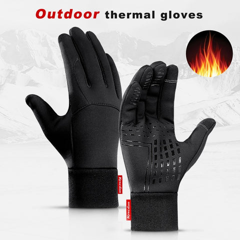 Winter Gloves Waterproof Warm Touch Screen Man Gloves Ski Lady  Rain-proof Outdoor Windproof Riding Sports Gloves Women 19DEC26