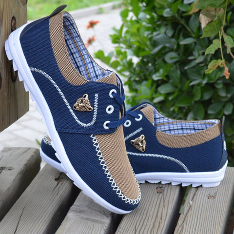 Men Casual Shoes 2020 Canvas Shoes Men Breathable Casual Canvas Men Shoes Walking Men Shoes