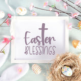 easter blessings sign