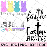 easter svg flie bundle