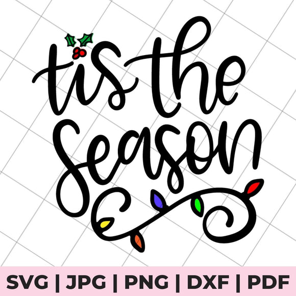 tis the season cut file